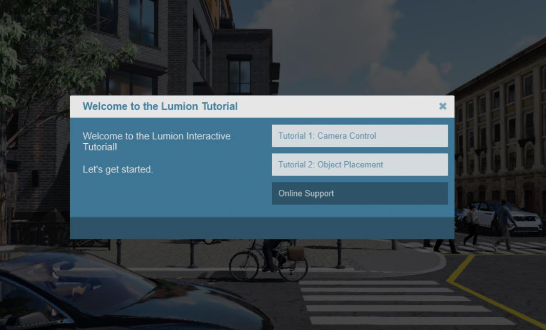 Basic tutorials for new users - Lumion 11 is available now